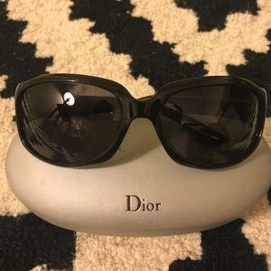 DIOR authentic women's sunglasses